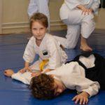Тренировки в группе — Дети